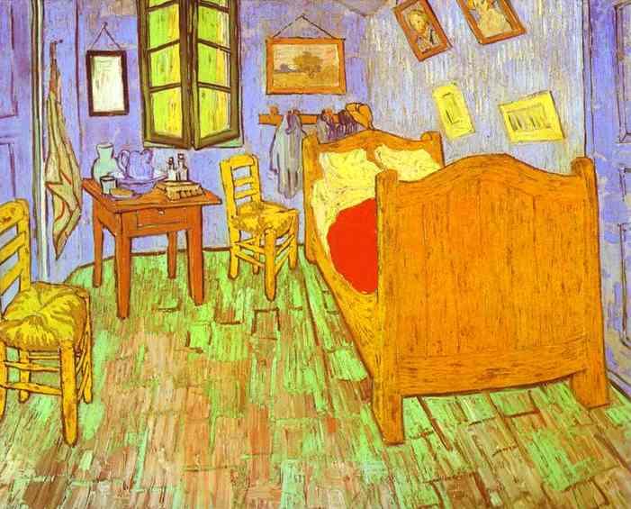 """Ciao, sono Caterina e vi voglio parlare della mostra """"Van Gogh e il ..."""